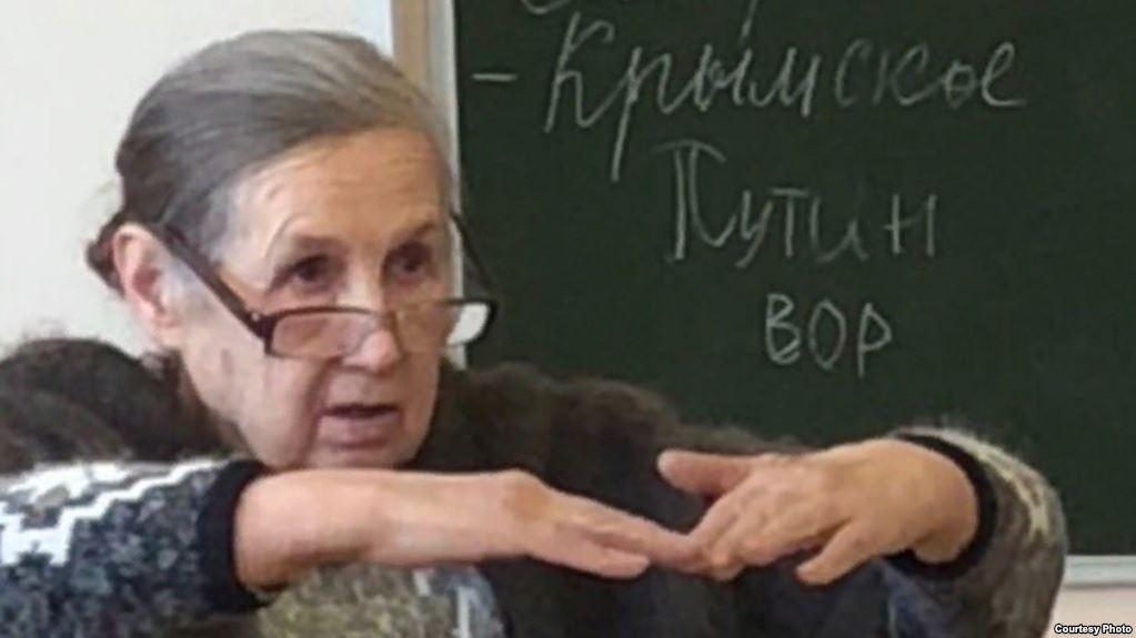 Російським школярам пригрозили розстрілом за правду про Путіна: відео