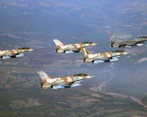 У Сирії заявили, що збили ізраїльський військовий літак: це виявилося неправдою