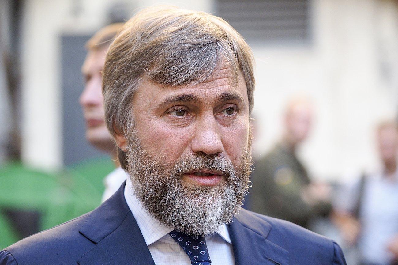 Вадим Новинский: Порошенко затеял «игру» с военным положением для того, чтобы установить диктатуру с чрезвычайными полномочиями