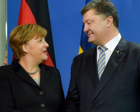 """Зустріч Меркель та Порошенка: що говорила канцлер Німеччини про """"вибори"""" в ОРДЛО"""