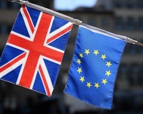 Страны ЕС одобрили выход Великобритании из Евросоюза