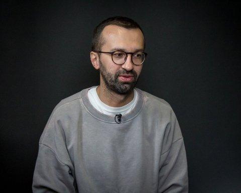 Нардеп Лещенко попал на видео на месте своего ДТП
