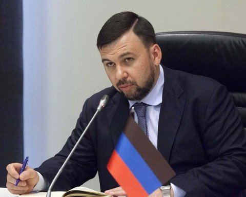 """""""Вибори"""" ватажка """"ДНР"""": стало відомо, як Пушилін відсвяткував перемогу"""