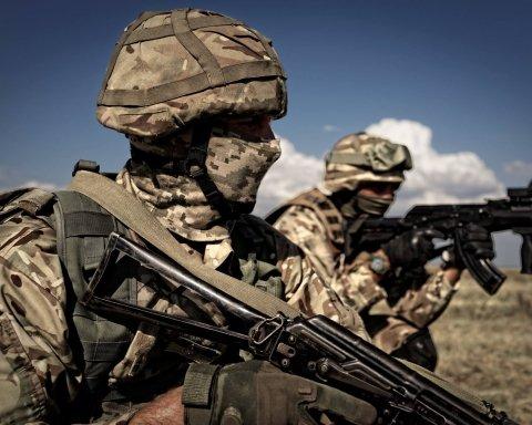 Война на Донбассе: появилось новое видео уничтожения боевиков