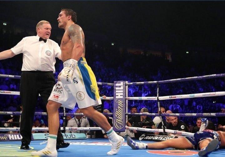 Відомий росіянин порівняв Усика з легендарним боксером