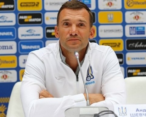 Турция — Украина: Шевченко рассказал, что он думает о Луческу
