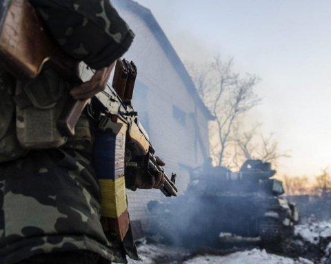 Дали по зубам: появилось видео боя с «ДНРовцами» на Донбассе
