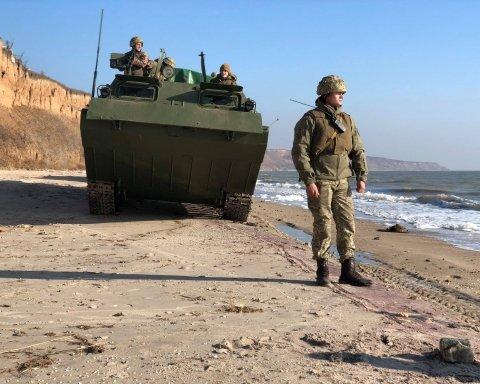 Военное положение в Украине: опубликованы окончательный указ и карта