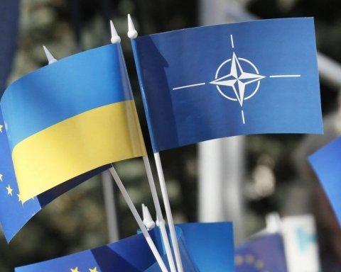 Украина сделала важный шаг к НАТО и Евросоюзу