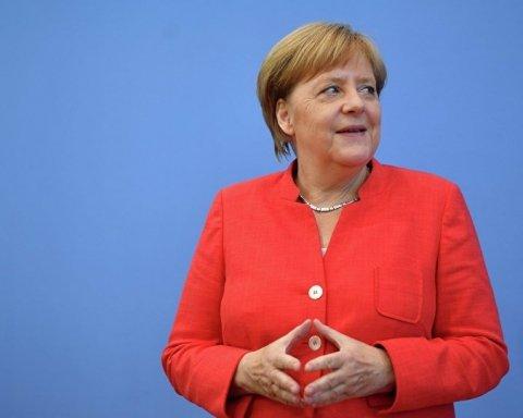 Меркель зробила різку заяву про ціну на газ в Україні та нардепів