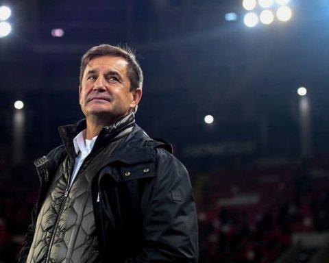 Колишній тренер збірної України розповів, як ледь не вмер у Росії