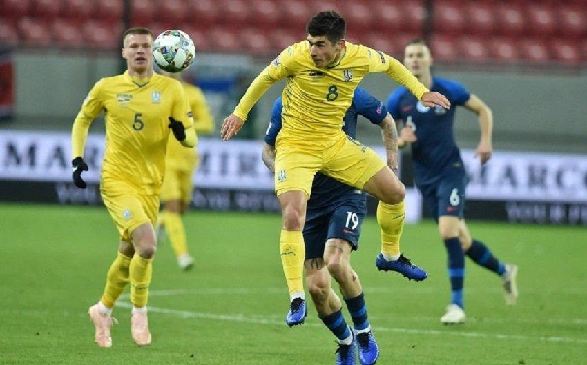 Словакия — Украина: когда последний раз украинцы проигрывали с разгромным счетом