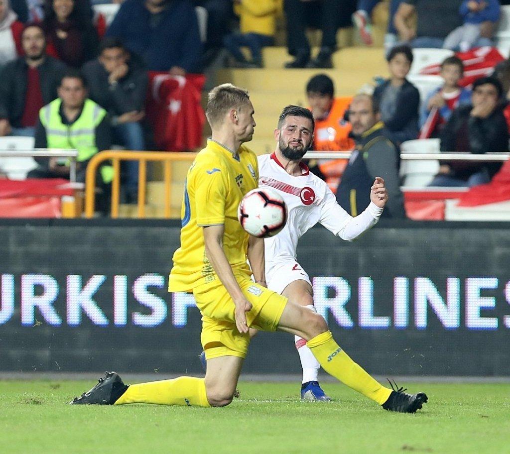 Туреччина – Україна 0:0: хроніка матчу, відео моментів