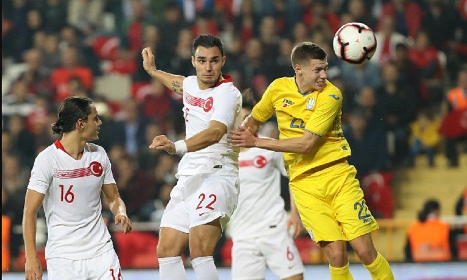 Збірна України зіграла унічию з Туреччиною: відеоогляд товариського матчу