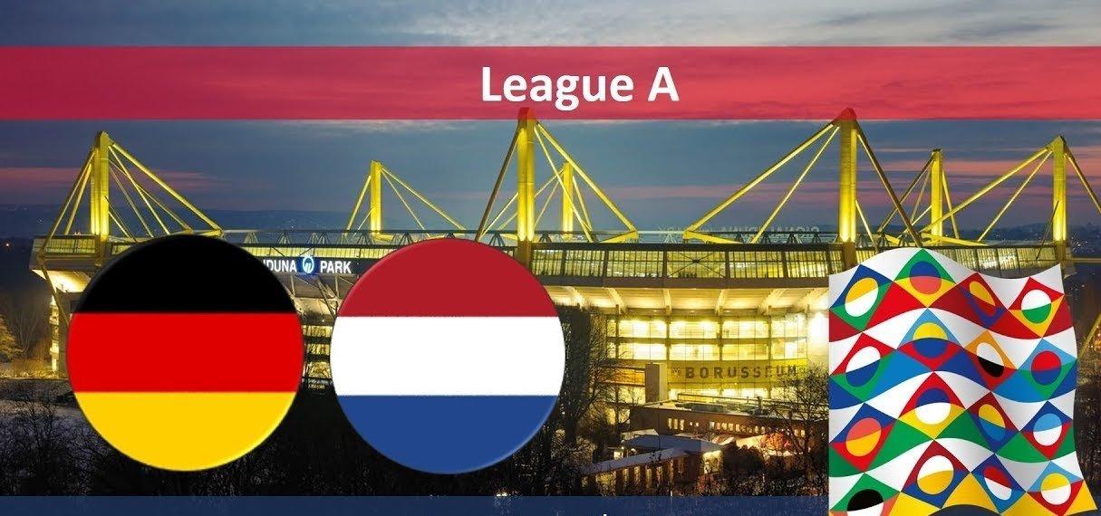 Германия — Нидерланды: прогноз букмекеров на матч Лиги наций
