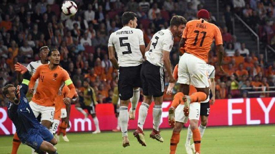 Германия — Нидерланды: где смотреть онлайн матч Лиги наций