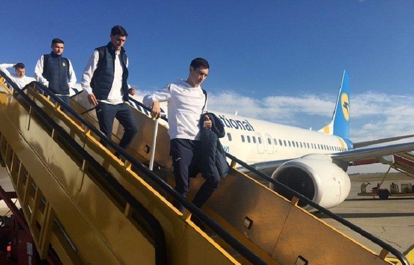 Збірна України прибула у Словаччину: хто зіграє у матчі Ліги націй