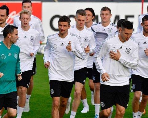 Германия — Нидерланды 1:0: онлайн-трансляция матча Лиги наций