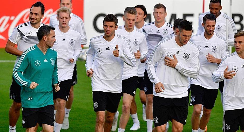 Германия — Нидерланды: онлайн-трансляция матча Лиги наций