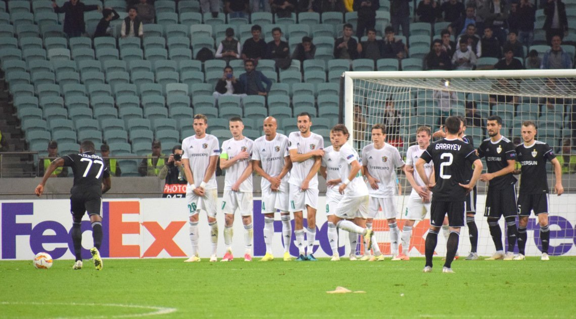 Ворскла – Карабах 0:1: хроніка матчу Ліги Європи, відео голу