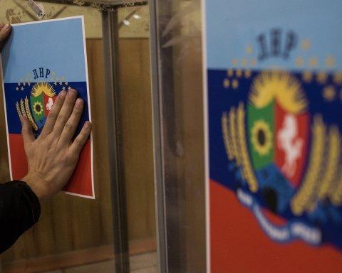 Страх, Путин и автобусы от наркологии: как проходят «выборы» главаря «ЛНР»