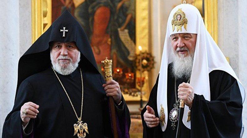 Автокефалия для Украины: еще одна церковь поддержала РПЦ