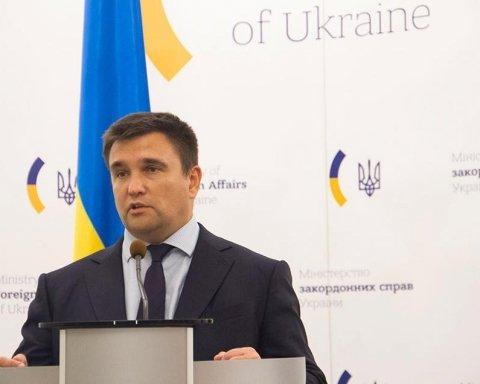 Климкин прокомментировал будущее Донбасса, как «российской колонии»