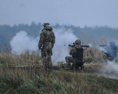 На Донбасі загинули двоє українських військових, бойовики отримали відсіч