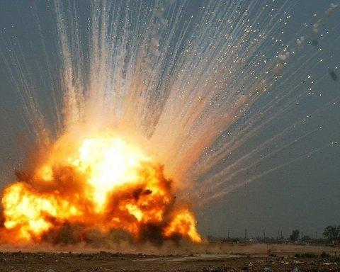 У боевиков «ДНР» произошел серьезный взрыв: все попало на фото