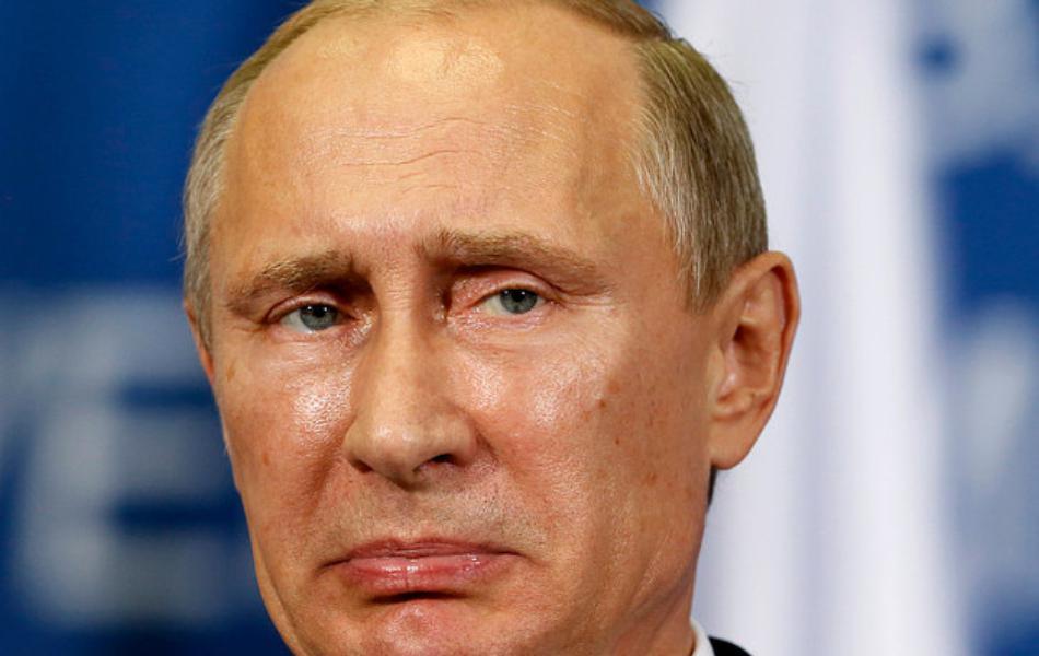 Ображений Путін не потиснув руку Трампу: в мережі висміяли відео