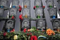 День Гідності та Свободи: на Майдані вшанували память Героїв Небесної сотні