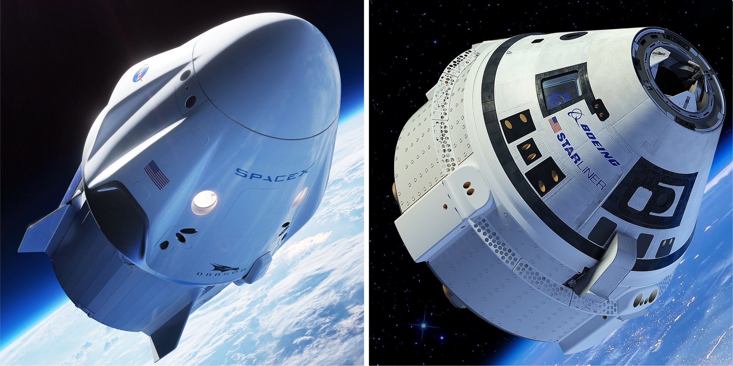 Безпілотний політ космічного корабля SpaceX: у NASA назвали дату