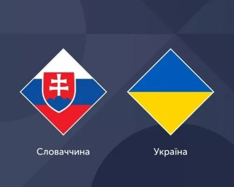 Словакия — Украина: онлайн видео голов матча Лиги наций