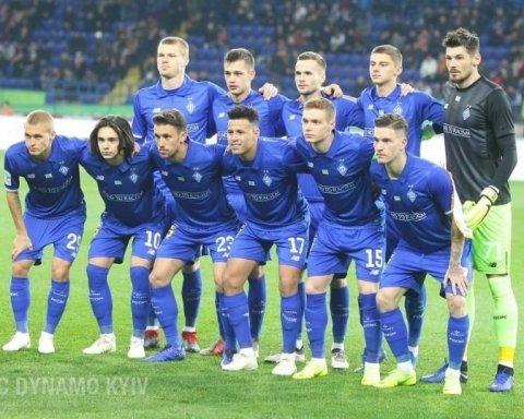 Динамо — Ренн: прогноз букмекеров на матч Лиги Европы