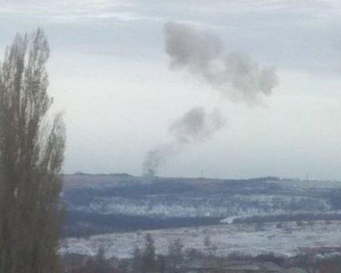 Пьяные боевики уничтожили девять танков: новые подробности взрывов на Донбассе