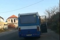 Смертельна поїздка: померла жінка, що випала з одеської маршрутки