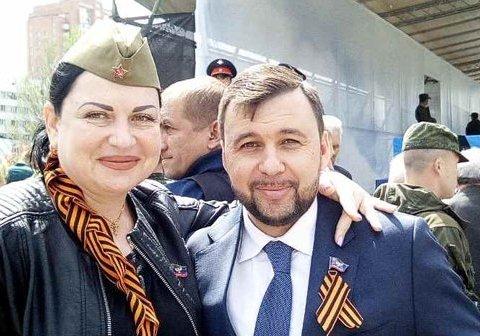 """В мережі з'явився цікавий компромат на близьку соратницю ватажка """"ДНР"""""""