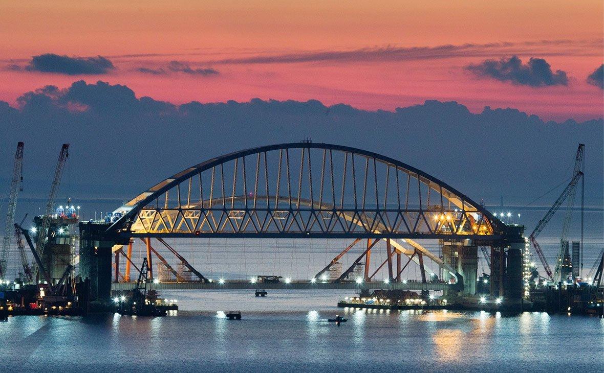Украинские власти рассказали, как наблюдают за разрушением путинского моста в Крым