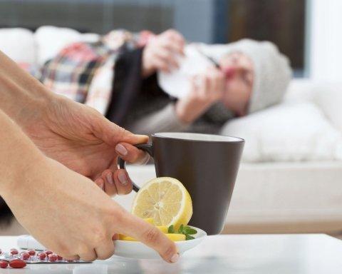 Епідемія грипу в Україні: кількість хворих вже перевищила 150 тисяч
