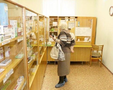 В Україні готуються заборонити продаж важливих медпрепаратів: від вати до вітамінів