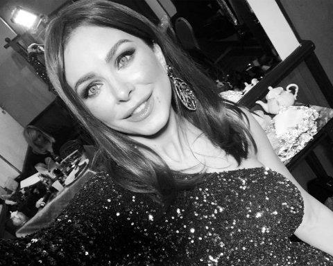 Ани Лорак зажгла на вечеринке в прозрачном наряде: опубликованы фото