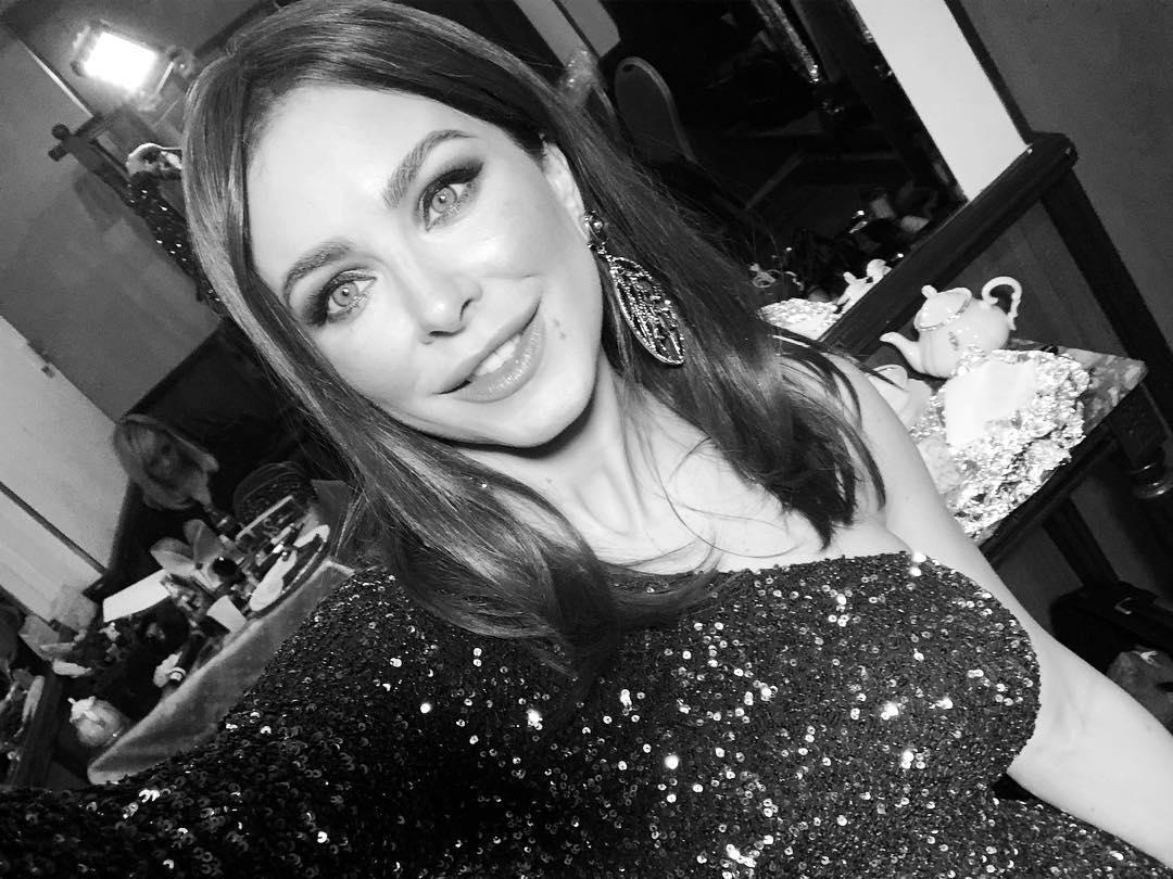 Ані Лорак покрасувалася на вечірці в прозорому вбранні: опубліковано фото