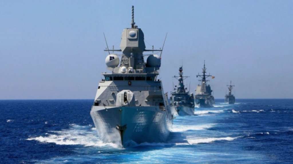 Росія перекидає десантні і артилерійські катери в Чорне море