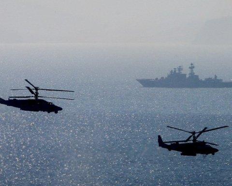 Війна в Азовському морі: Росія несподівано відкрила Керченську протоку