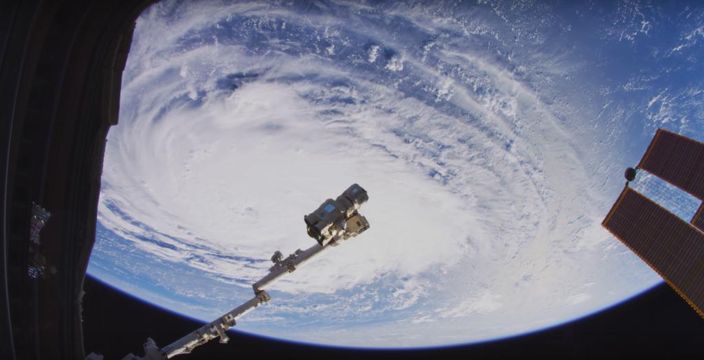 Опубліковано перше відео з космосу у форматі 8K: неймовірне видовище