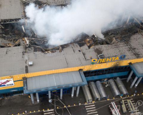 Велика пожежа в Росії: з'явилися нові подробиці і відео з висоти пташиного польоту
