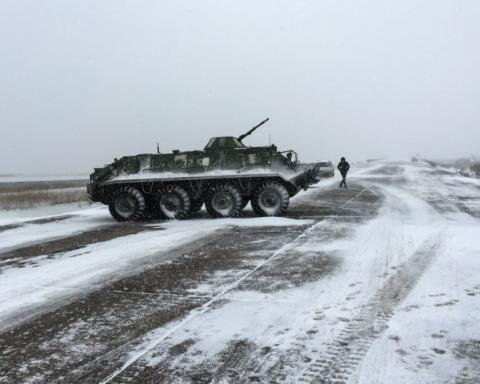 Военное положение в Украине: ВСУ отправляют бойцов к Арабатской стрелке