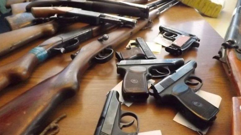 Рада не смогла легализовать оборот оружия в Украине