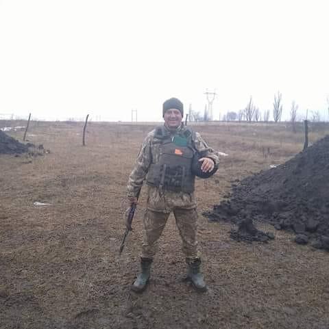 На Львовщине умер боец АТО: фото украинского воина