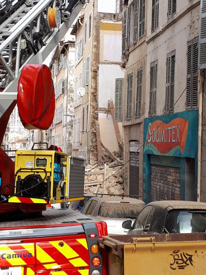 В центре легендарного европейского курорта рухнули несколько зданий: появилось видео